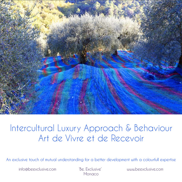 Intercultural Luxury Approach & Behaviour